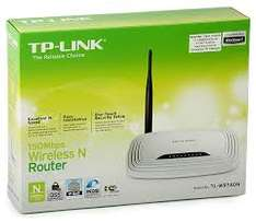 TP-LINK TL-WR740N Wireless N150 Home Router,150Mpbs