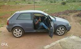 sell my Audi A3 1.8 or swap