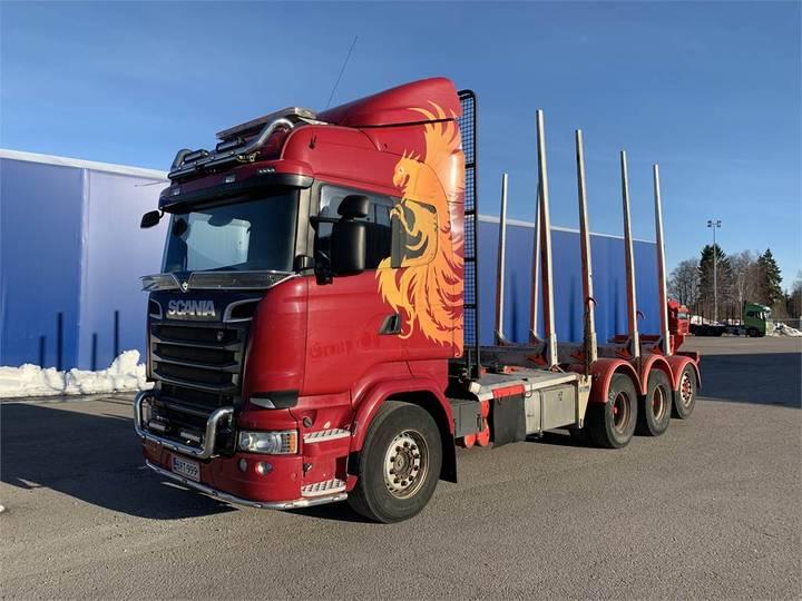 Scania R-serie - 2014