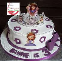 Party cakes in Abuja