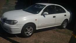 Nissan Almera 2002 model for sale