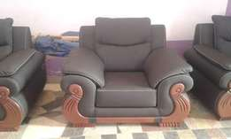 Elegant leather 7seater