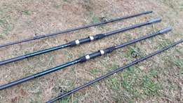 specimen fishing rods