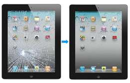 iPad Screen Replacements
