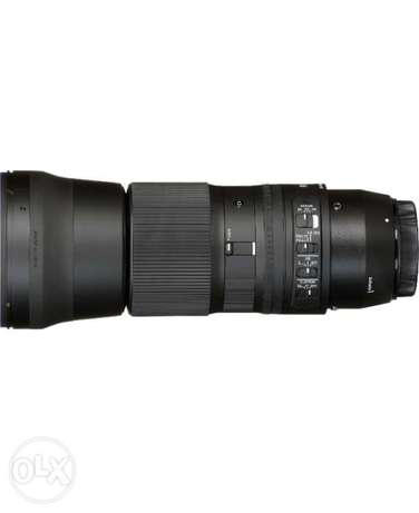Sigma 150-600mm f/5-6.3 DG OS HSM Contemporary Lens for Canon EF NEW Nairobi CBD - image 5