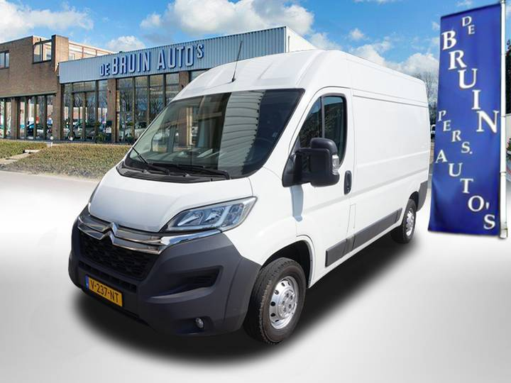 Peugeot Boxer /Citroen Jumper 2.2 HDI L2H2 Airco Cruise PDC 3 Zits - 2016