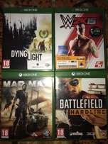 Xbox One games to swop/sell