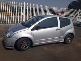 2007 Citroen C2 You can't avoid to miss this C2 for sale