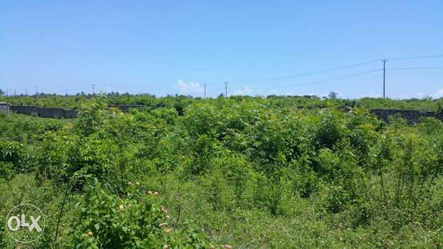 40 by 80 plot for Sale in Mtwapa Mtwapa - image 2