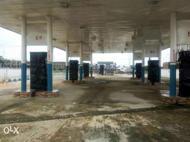 FOR SALE OR LEASE Newly built filling Station with 8 pumps at Eliozu Port Harcourt - image 4