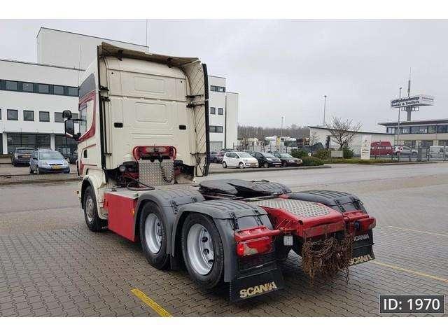 Scania R620 Topline, Euro 5, Retarder, Intarder - 2013 - image 3