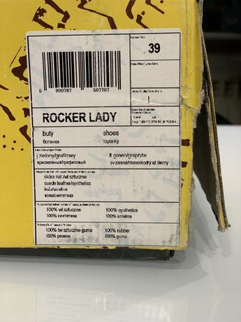 2e627987 Buty trekkingowe Campus rocker lady durasole 39 Tomaszów Mazowiecki - image  2