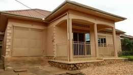 House in Kiira 4bedrooms at 210m near the road on 13decimals mailo lan