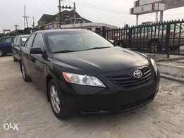 Toyota Camry leather