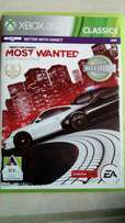 Xbox 360 Need For Speed Most Wanted