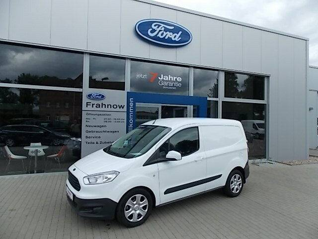 Ford Transit Courier Trend 1.5TDCI KLIMA PDC TEMPOMAT - 2018