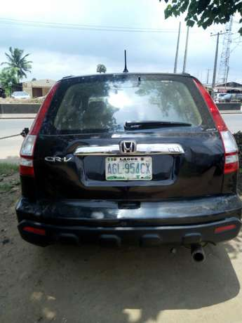 Very clean Honda CRV 2008 Ikorodu North - image 4