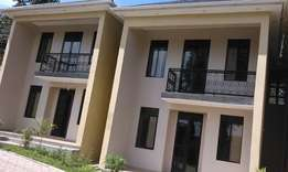 Brand new self-contained double apartment for rent in Mengo at 400,000