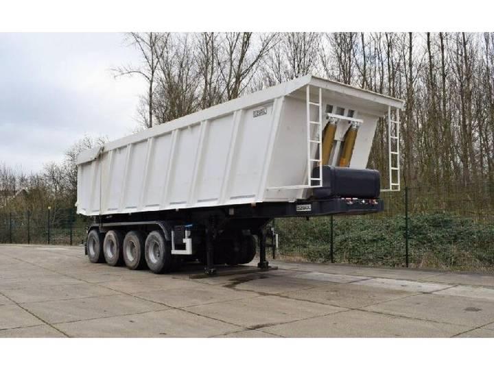TMH - 60-4 60 cbm 78 tons - 2018