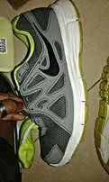 Size 39 grey Nikes second hand