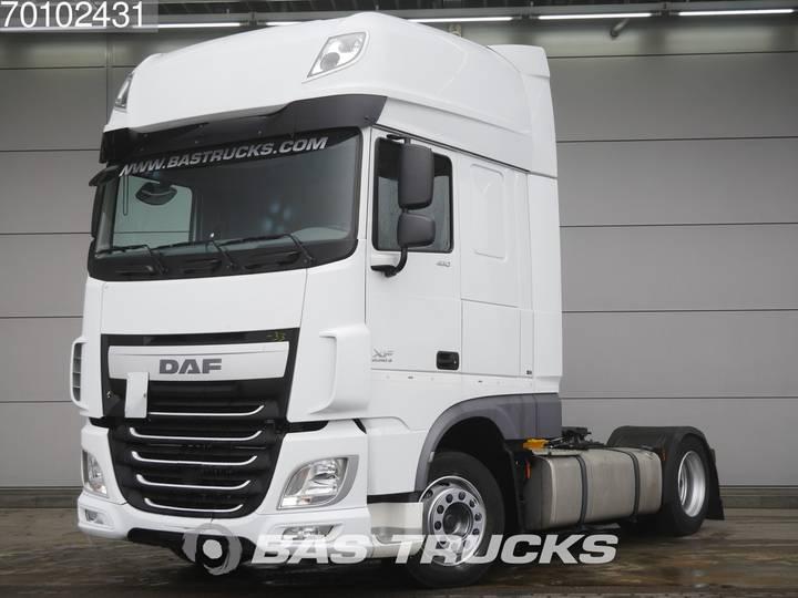 DAF XF 460 SSC 4X2 Euro 6 - 2014