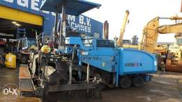 Ammann AFW500E - To be Imported