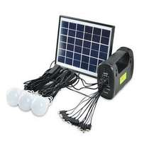 Solar Light kit with phone charger