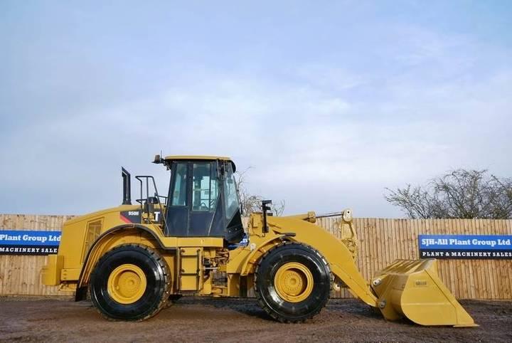 Caterpillar 950h - 2011