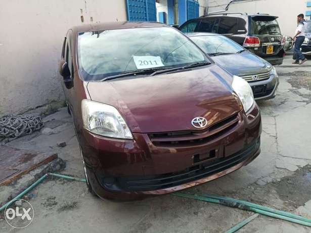 2011 model Passo Sette Toyota KCP number Mombasa Island - image 1