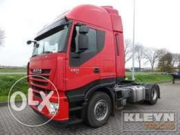 Iveco As440s45 Stralis - To be Imported