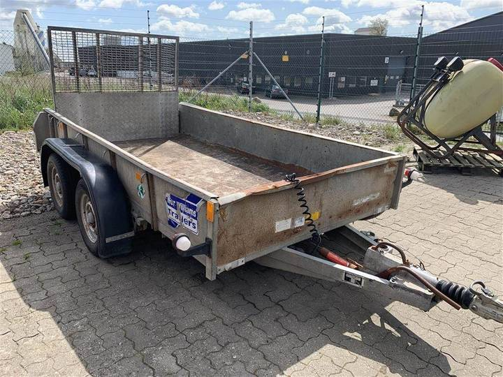 Ifor Williams Gd 105 G Skal Synes - 2002