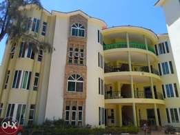 Executive 3 bedroom rental apartment at secure area of Nyali Mombasa.