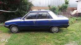 Renault on sale in a good condition nd running perfectly.