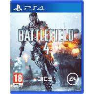 Want to sell battelfield 4 for ps4