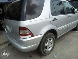 Naija registered Mercedes Benz ML320