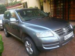 Volkwagen toureg for sale