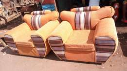 Gold five Seater