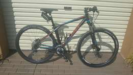 MTB Mountain Bike Bicycle