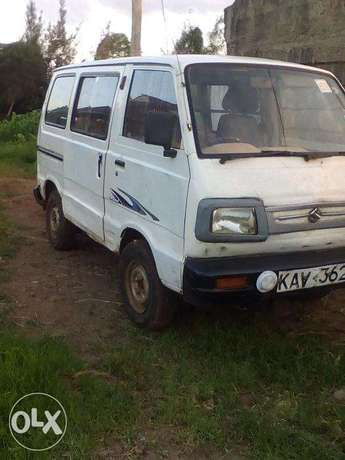 excellently maintained maruti omni Ruiru - image 2