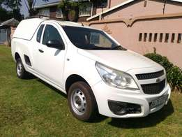 Call Haroon on 2013 Chevrolet utility 1.4 with canopy