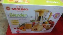Brand new misuko blender