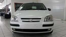 Hyundai - Getz 1.6 with aircon for sale