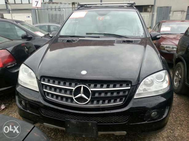 Reg 2006 Mercedes-Benz ML350 Ikeja - image 1