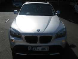2010 Auto Bmw X1 Sdrive 20d For R170,000