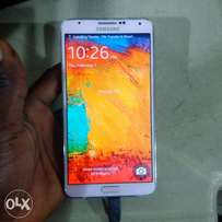 Clean UK used galaxy note 3