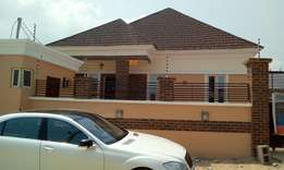 3 Bedroom Bungalow with Luxury BQ, Thomas Estate, Lekki