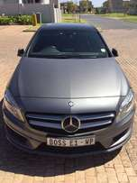 2014 Mercedes Benz A200 BE A/T AMG Package 30000 KLm's