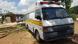 Ford Spectron Ambulance