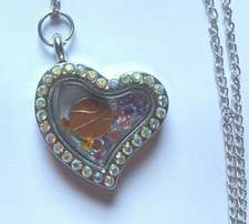 Living Memory Floating Charm Pendant Necklace