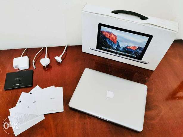 New MacBook Pro 13-inch With Box And All Original Contents تخفيض 10%